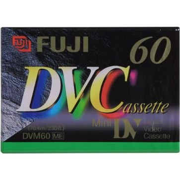 Fujifilm 28206 - Cinta de Audio/Video (60 min)