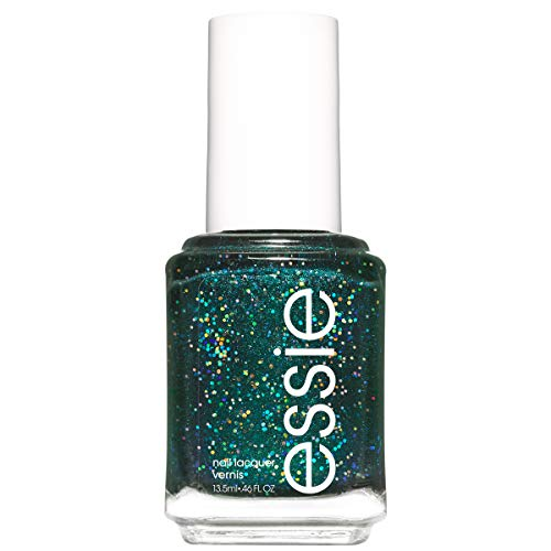 essie winter nail polish, winter trend 2019, glitter finish, under wraps, 0.46 fl. oz.