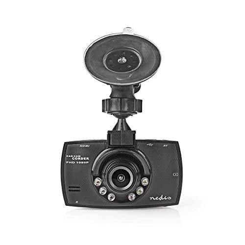 Nedis Dash Cam Full HD DCAM10BK Dark Grey