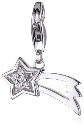 Esprit Damen-Charm Shooting Star 925 Sterlingsilber S.ESZZ90775A000