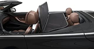 Love The Drive BMW Windstop for 6 Series 650 645 630 (E64) 2004 thru 2010, trade; Wind Deflector, Wind Screen