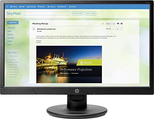 HP 3FU54AA MONI290 Monitor V214B, 20.7 Pulgadas, 200 CD/M², 1920 X 1080 Pixeles, 5 Ms, Negro