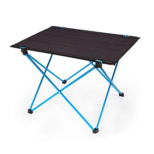 Outdoor Folding Draagbare Camping Tafel Tuintafel Voor Vissen Picknick BLUE-Small