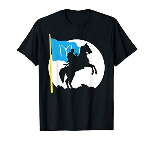 Ertugrul Kayi Boyu IYI Flag Ottoman Empire Istanbul T-Shirt T-Shirt