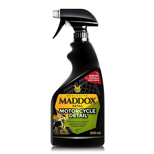 Maddox Detail - Motorcycle Detail - Detergente per moto. Senza acqua (500ml).