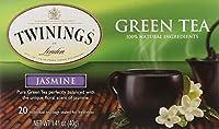 Twinings Jasmine Green Tea (3x 20バッグ
