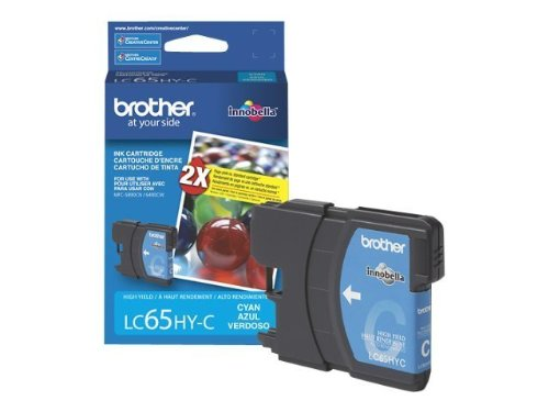 Top 10 brother yellow ink cartridge lc65hy-y for 2020