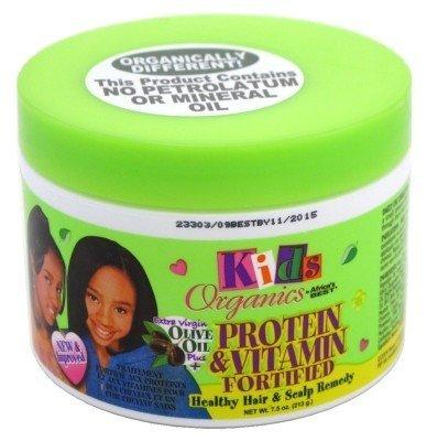 Afriques Meilleur Enfants Organics Protéines Vitamine Remedy 220 ml (pack de 2)