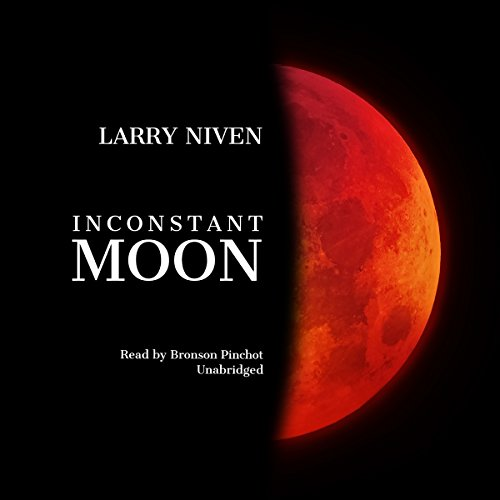 Inconstant Moon audiobook cover art