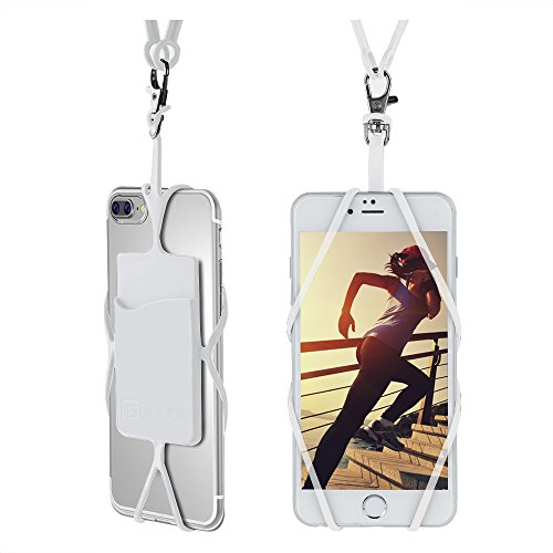 Gear Beast Universal Cell Phone Lanyard Compatible with iPhone, Galaxy & Most Smartphones Includes P - http://coolthings.us