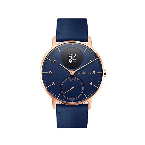 Withings Steel HR blue Limited Edition