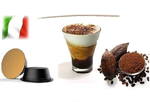 Caffè Shop Compatibili con Capsule Lavazza A Modo Mio, Miscela Mokaccino (20 Capsule)