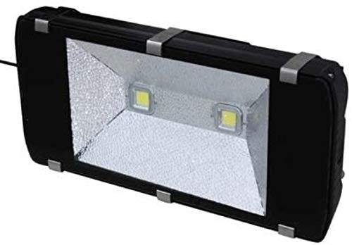 GCX - Luz Super 120 W 140 W LED Flood de alta intensidad de la luz de inundación resaltar Light Tunnel exterior fútbol baloncesto piscina protección para los ojos (tamaño: 120 W)