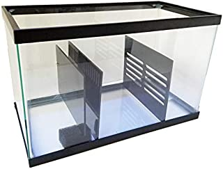 Bubblefin Aquarium Sump Refugium DIY Kit for Portein Skimmer Sump - Chamber dividers