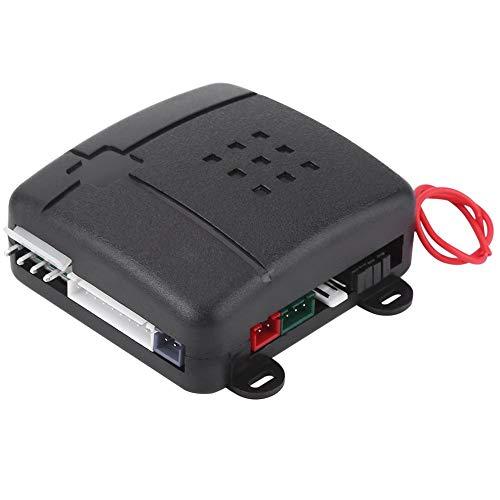 Sistema de seguridad para automóvil, sistema de protección de seguridad de alarma para automóvil universal Entrada sin llave con 2 controles remotos Sirena