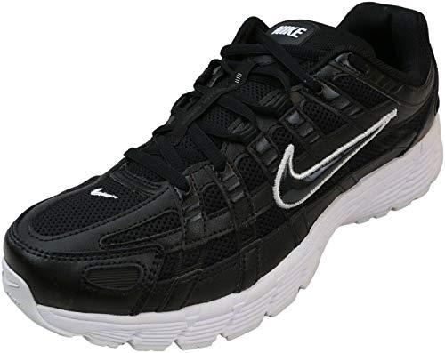 Nike W P-6000, Zapatillas para Correr Mujer, Black/Anthracite/White, 40.5 EU