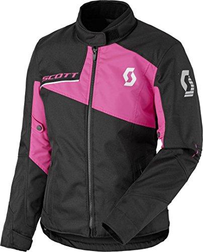 Scott Sport Pro DP Blouson Damen Motorrad Jacke schwarz/pink 2017: Größe: L (40)