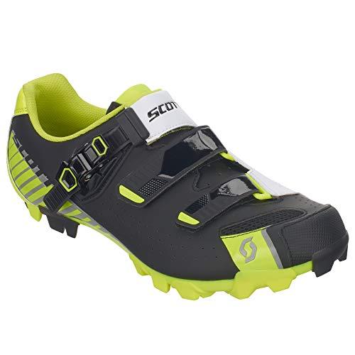 Scott MTB Pro Fahrrad Schuhe schwarz/gelb 2019: Größe: 47