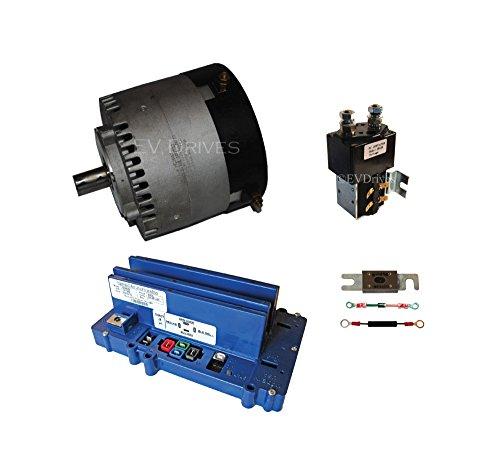 Conversion Kit - Motenergy ME1003 Motor, Alltrax SR72400 Controller & Accessories, 72V -  Motenergy & Alltrax, CK-1003-1