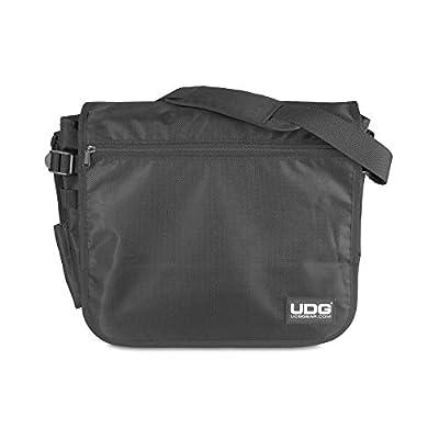 UDG Ultimate U9450BL/OR Small Courier Bag - Black/Orange Inside