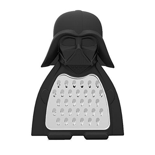Funko SW03087 Star Wars Grater: Silicone: Darth Vader, Black, 16.5 x 11.3 x 2.45 cm