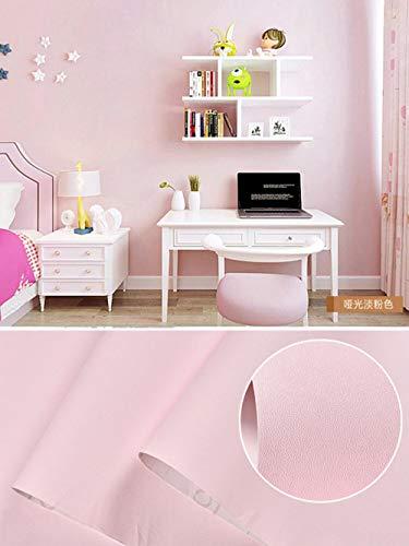 Etiquetas engomadas de la pared para la sala de estar y la película de renovación de la habitación,Papel tapiz para la decoración del hogar,la decoración de la pared de la habitación infantil-Rosa 1