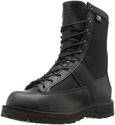 "Danner mens Acadia 8"" Boot Black 11 B US"