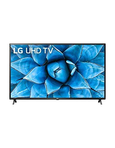 LG Fernseher 49 Zoll UHD 4K Google Assistant und integriertes Alexa, funktioniert mit Apple Home Magic Remote inklusive