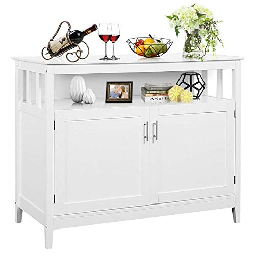 Costzon Kitchen Storage Sideboar...
