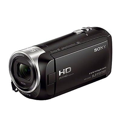 Sony HDR-CX440 Handycam - 8GB Wi-Fi 60p HD Camcorder (Renewed) from Sony