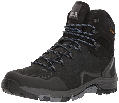 Jack Wolfskin Mens Altiplano Prime Mid Waterproof Walking Boots