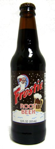 (Retro)Frostie Root Beer Made with Real Cane Sugar 12 Pack