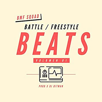 BMF Squad - Battle / Freestyle Beats  Vol. 01