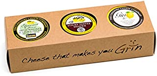 Trio of Truckles - Sweet Selection + Free Cheese Club Membership
