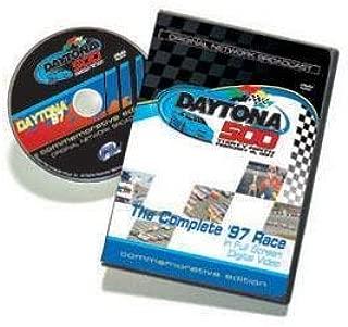 DVD Legends 1997 DAYTONA 500 - Jeff Gordon