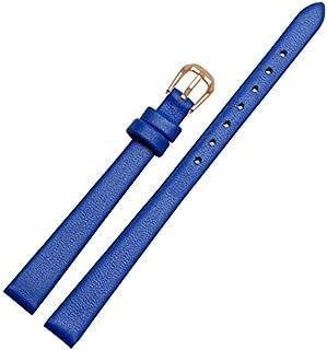 JINN - Watchbands - Women's genuine leather watchband small size bracelet 6mm 8mm 10mm watch strap black red white brown f...