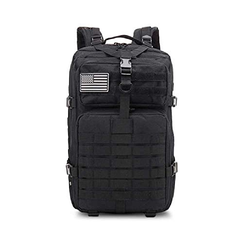 XIAOPENG 50L Capacity Men Army Military Tactical Large Backpack Waterproof Outdoor Sport Hiking Camping Travel 3D Rucksack Bags For Men 1pcs/C