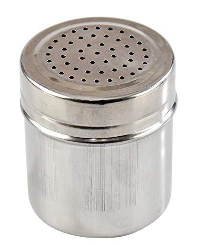 Home-X - Coctelera de especias, utensilios de cocina para especias, condimentos, azúcar, y más acero inoxidable, 5 oz