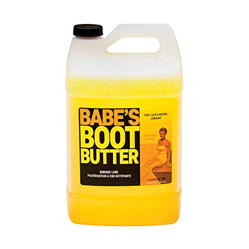 Babe's Boot Butter Water Ski Binding Lubricant - 1 Gallon