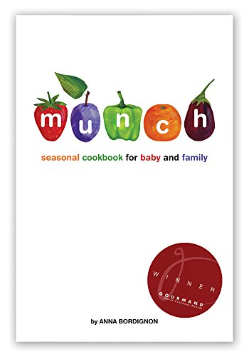 Download Munch seasonal cookbook for baby and family (English Edition) B01CF6TH4G