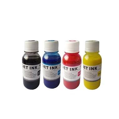 Anti-UV Sublimation 100Ml Ink for Epson C68, C88, C88+, CX3800, CX3810, CX4200, CX4800, CX5800F, CX7800 (Pack of 4)