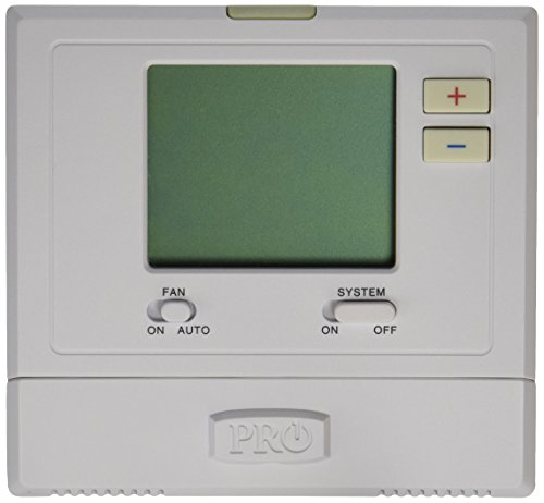 PRO1 IAQ T771 Heat or Cool Only Electronic Thermostat