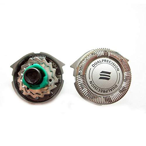 Phillips Bodygroomer 3 STÜCKE Scherkopf Elektrorasierklinge Scherkopf Für RQ11 Serie Kompatibel Mit RQ1150 RQ1160 RQ1175 RQ1180 RQ1150X