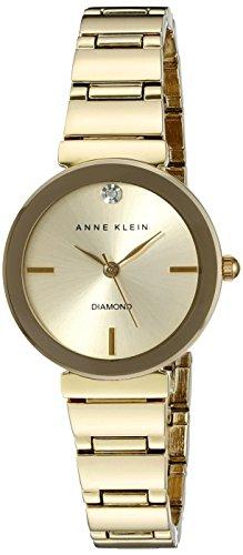 Anne Klein Dress Watch (Model: AK/2434CHGB)