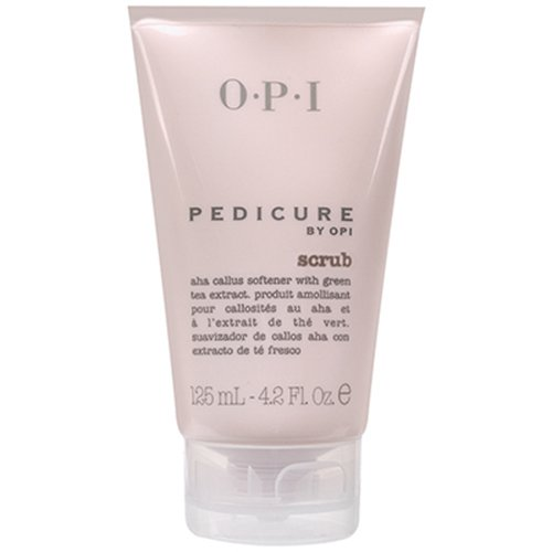 OPI Pedicure Scrub, 1er Pack(1 x 125 ml)