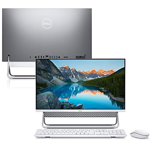 Computador All in One Dell Inspiron 5400-M20S 23.8' Full HD 11ª G. Intel Core i7 8GB 256GB SSD Windows 10