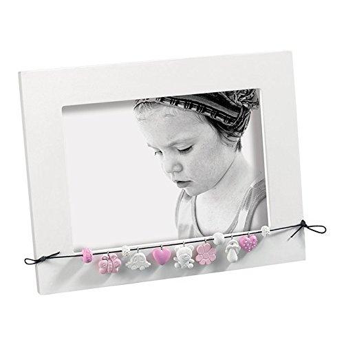 Mascagni fotolijst, 13 x 18 cm, roze