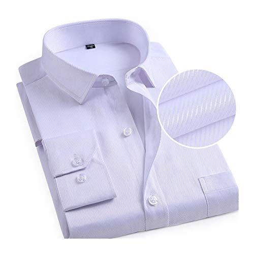 AOSUAI Camisa para hombre 6XL 7XL 8XL 9XL 10XL Tamaño grande estampado de flores para hombre moda casual manga larga camisa primavera 24 colores (color: 25, talla: 8XL.)