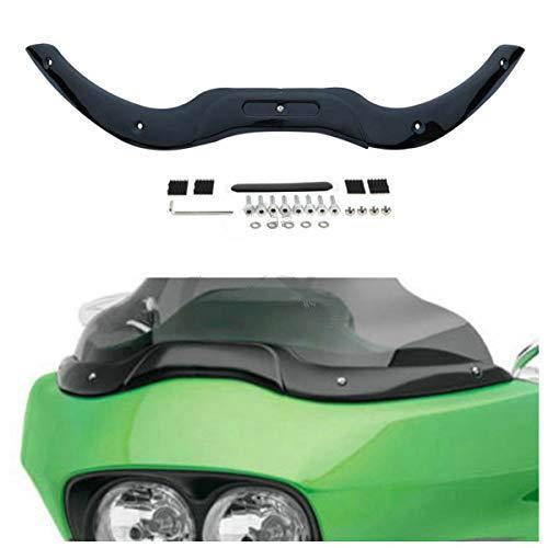 TCT-MT Windshield Windscreen Trim Kit For Harley Road Glide Models 2004-2013 Ultra FLTRU Custom FLTRX