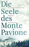 Die Seele des Monte Pavione: Roman